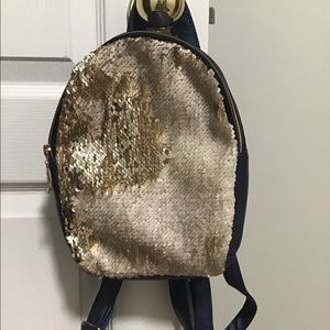 Other - Sequined mini backpack for a little girl